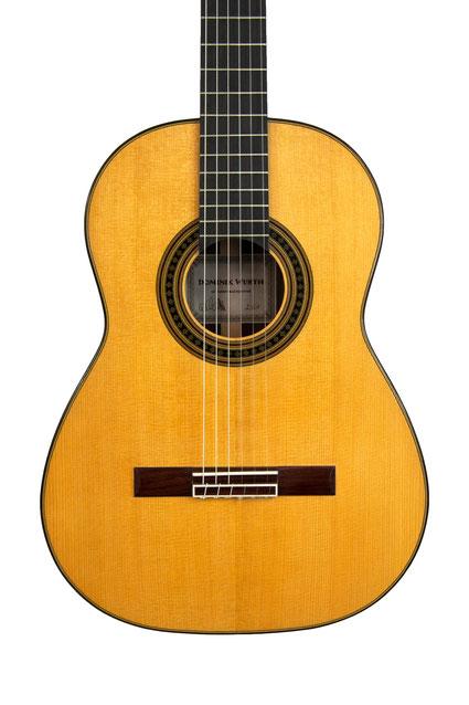 Dominik Wurth - classical guitar