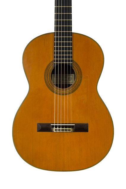 Ignacio Fleta - classical guitar