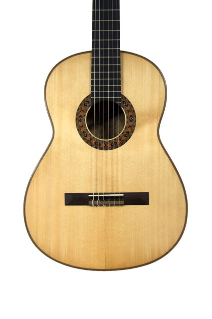 Michel Donaday - classical guitar