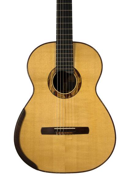 JM Fouilleul - classical guitar