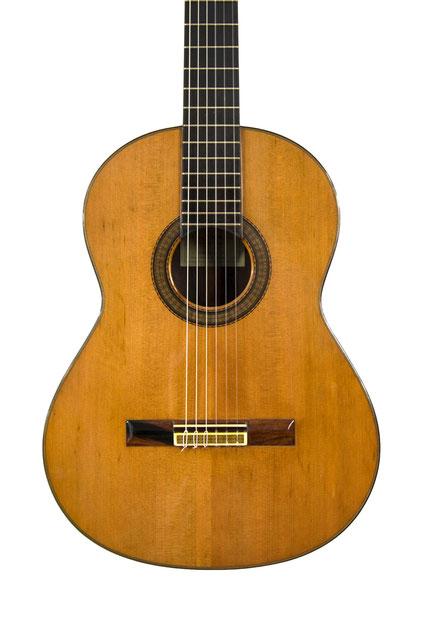 Ignacio Rozas - classical guitar