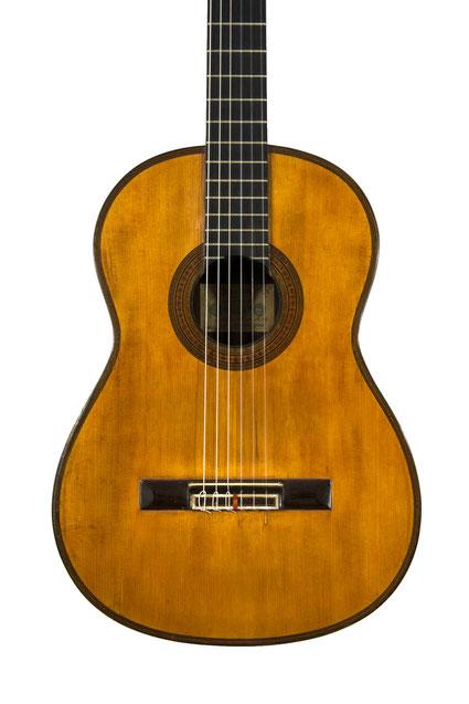 Francisco Simplicio 1924 - classical guitar