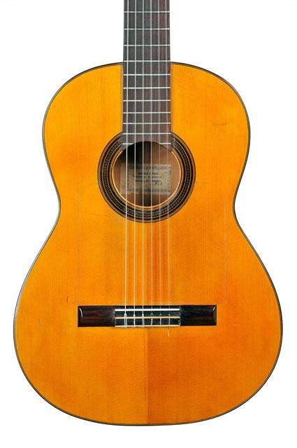 Domingo Esteso - classical guitar