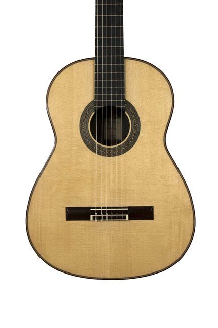 José Vigil - classical guitar