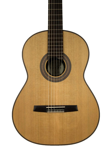 Hanika - Natural doubletop - classical guitar