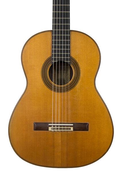 Robert Bouchet - classical guitar