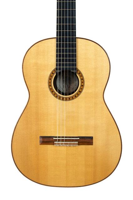 Hugo Cuvilliez - classical guitar