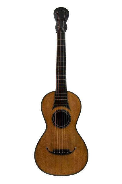Petitjean l'Aîné - classical guitar