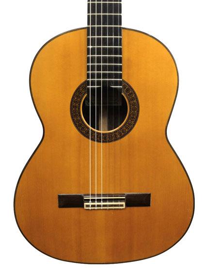 Felix Manzanero - classical guitar