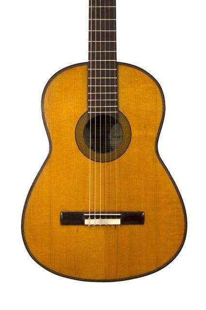Manuel Dominguez - classical guitar