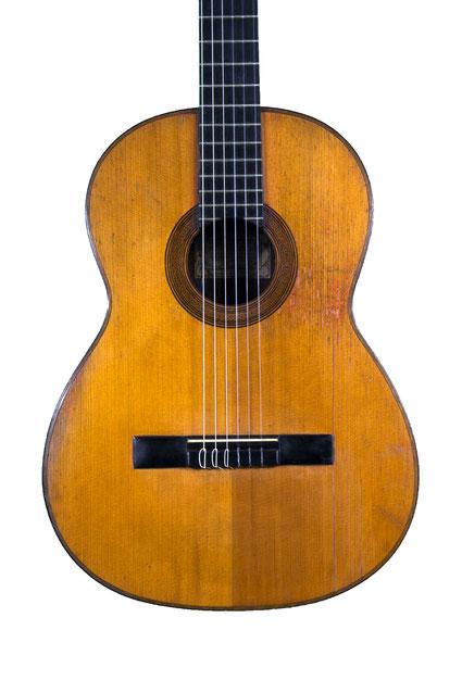 Antigua Casa Nunez - classical guitar