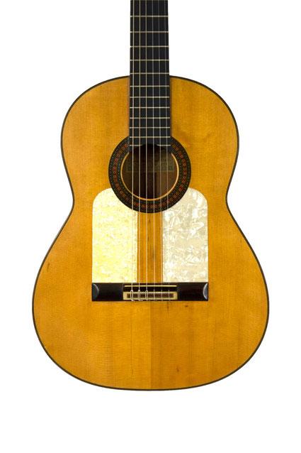 Arcangel Fernandez -  classical guitar