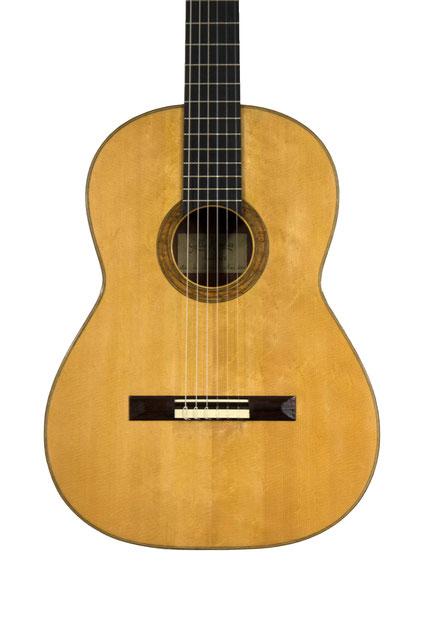 Gilles Mercier - classical guitar