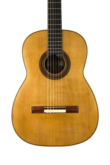 Modesto Borreguero - classical guitar