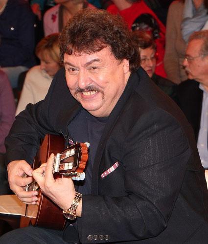 Achim Mentzel bei Markus Lanz 2011