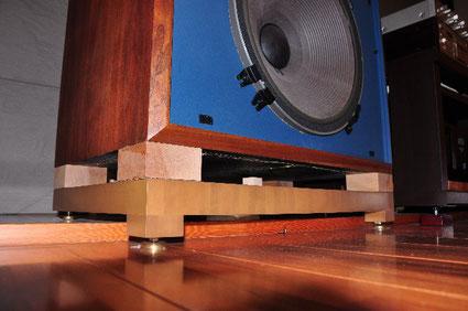 ハードメープル集成材 オーディオ スピーカーボード