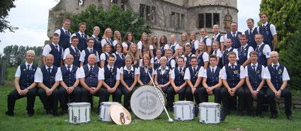 Gruppenbild August 2014