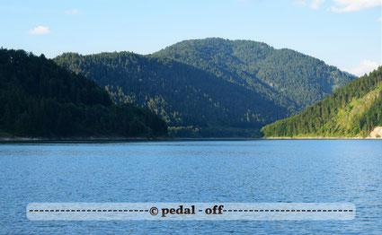 Wasser See Fluss fließend Natur Outdoor Naturfotographie sylvenstein