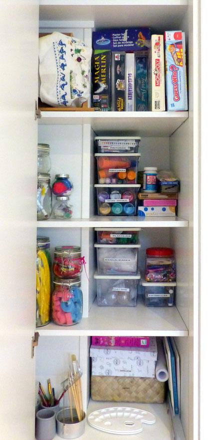 Un armario organizado es mucho más fácil de mantener - AorganiZarte