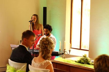 Hochzeitssängerin und Pianist Trauung Leela aus Leipzig