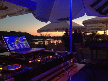 DJ in Leipzig auf einer Hochzeit