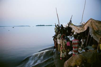 Up-River Book, Kongo