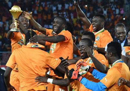 Côte d'Ivoire campeona de la Copa de África 2015