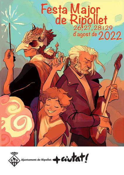 Programa de la Festa Major de Ripollet