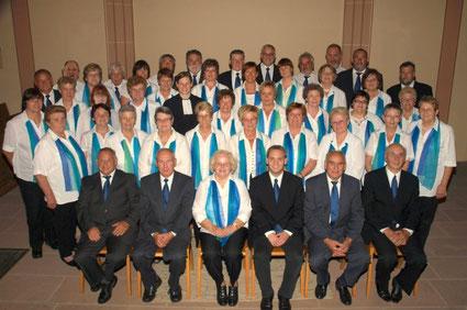 Jubiläumsfoto 2009