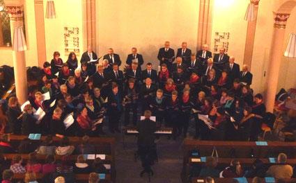 "Konzert ""Weihnachtsträume"" 20.12.2014"