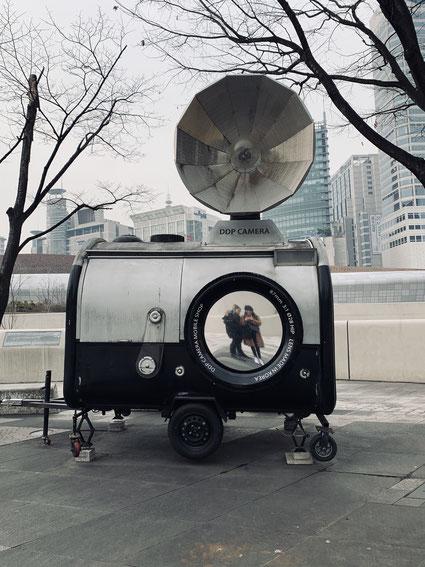 Abstecher ins Dongdaemun Design Plaza