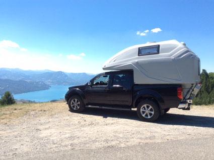 en vadrouille en pickup et cellule XPLO campers... suivez nos aventures sur le blog XPLO !