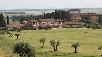 Eine der feinsten Adressen Italiens ist auch für Feinschmecker ein Erlebnis.