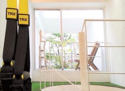 梅田店(大阪市北区)TRX、パーソナルジム