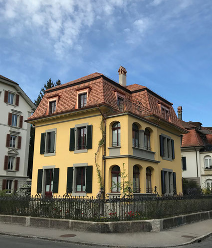 the B. Bed & Breakfast Bern