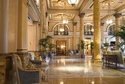 Bild: Hotel-Service und Gäste-Etikette