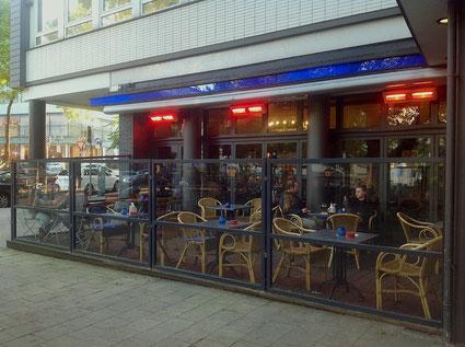 Heizungen für die Außengastronomie und Biergarten