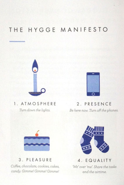 The Hygge Manifesto by Meek Wiking, Page 46 - 47, Hygge And Minimalism Blog Post PASiNGA