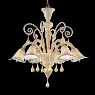 lampadari-di-murano-classici-bach-bianco-con-oro