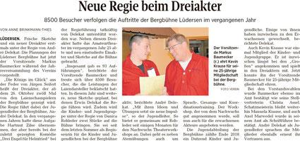 Neue Deister Zeitung vom 30.01.2019