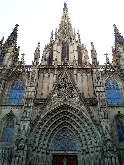 Кафедральный собор Барселоны. Гиды в Барселоне