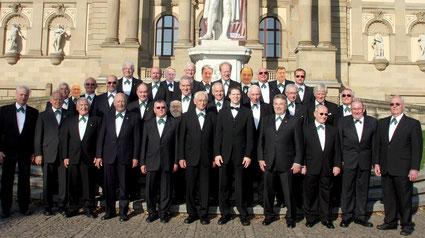 Der Männerchor 2009