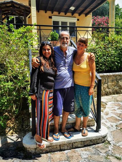 Yoga Retreat Corfu 2020