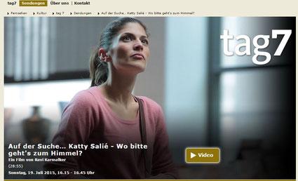 WDR, Auf der Suche, Katty Salié, Wo bitte geht es zum Himmel