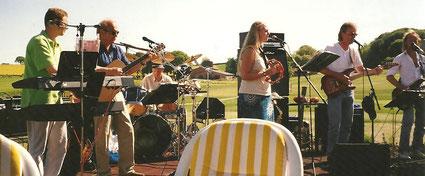 2003 v.l. patrick, hans, reinhard, saskia, axel, günter