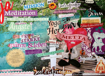 Collage Visionboard
