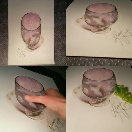 3D Darstellung Zeichnung