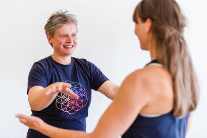 Deine Personal Trainerin in Flensburg hilft Dir im individuellen 1 zu 1 Training