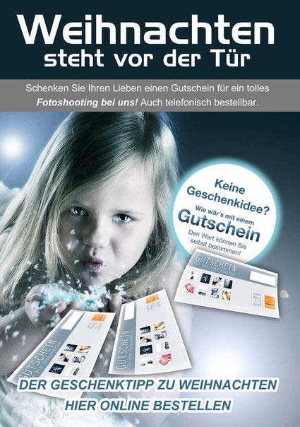 Gutschein Fotoshooting Chemnitz, Gutschein Fotoshooting Annaberg, Weihnachten