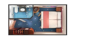 Norwegian Pearl Inside Cabin $1599*